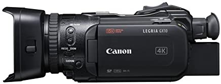 Canon LEGRIA GX10 13,4 MP CMOS Negro: Amazon.es: Electrónica
