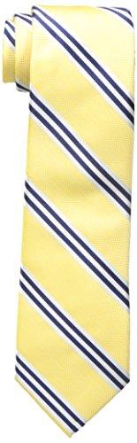 Nautica (NAV5C) Men's Bilge Stripe Tie, Yellow, One -