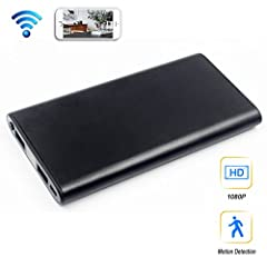 The latest style in the summer of 2018.This item can record more than 15 hours,Up to 24 hours.This is the longest using product in a wifi device.But to protect the battery,it doesn't support charging while recording.The combination of 1080P c...