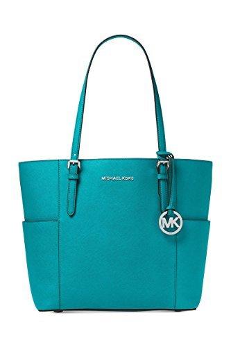 Michael Kors Blue Handbag - 5