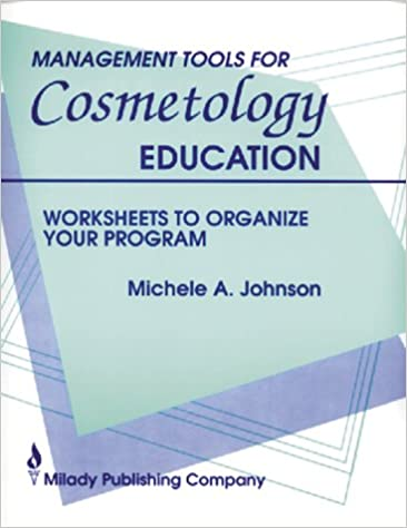 Free Worksheets education com free worksheets : Management Tools for Cosmetology Education: Worksheets to Organize ...