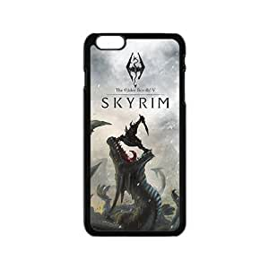 Skyrim Black iPhone plus 6 case
