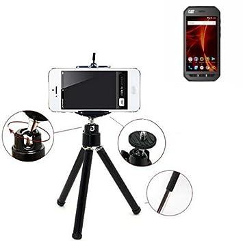 K-S-Trade para Caterpillar Cat S41 Dual SIM Smartphone trípode ...