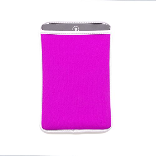 Neoprene Sleeve Case for NEWYES 8.5-Inch LCD Writing Tablet- Drawing Board - Purple Case Lcd