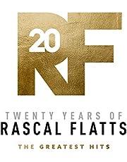 Twenty Years Of Rascal Flatts - The Greatest Hits (2LP Vinyl)