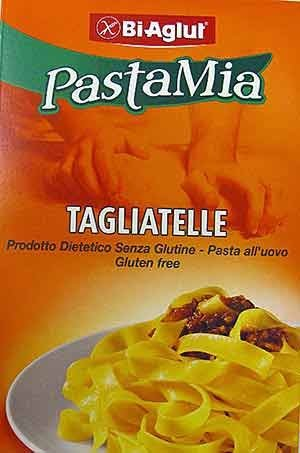 Biaglut Gluten-free Tagliatelle Pasta, 8.81 Ounce Packages (Pack of 2) by BiAglut