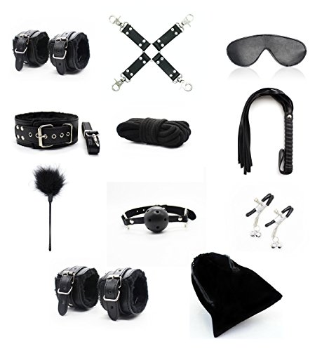 Homemade Braces Costume (12/pc Cosplay Emo Gothic Costume Set (Black))