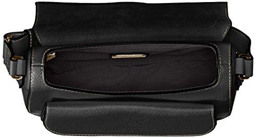Furla Emma S Shoulder Bag Onyx