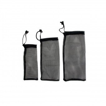 Coghlan's 9869 3-Count Mesh Ditty Bag Set, Outdoor Stuffs
