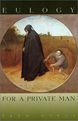 Cover of Eulogy for a Private Man