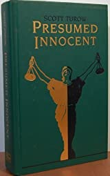 Title: Presumed Innocent Author(s): Scott Turow ISBN: 0 7621 0254 3 /  978 0 7621 0254 9 (USA Edition) Publisher: ImPress / The Readeru0027s Digest  Presumed Innocent Author