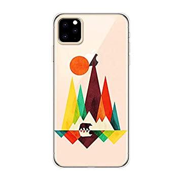 Mountain men iPhone 11 case
