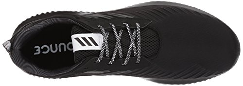 adidas Men's Alphabounce RC Running Shoe Core Black/Utility Black/White dC5gPWj