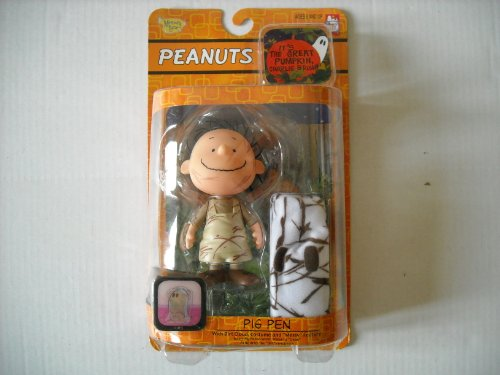 Peanuts It's the Great Pumpkin Charlie Brown Pig Pen Action Figure (Pig Pen Costume)