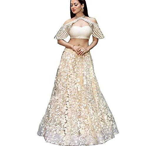 lehenga choli wedding fancy net bollywood lengha trendy culture0011