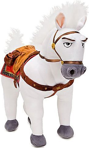Disney Tangled Maximus Horse Plush Toy - 14'' H