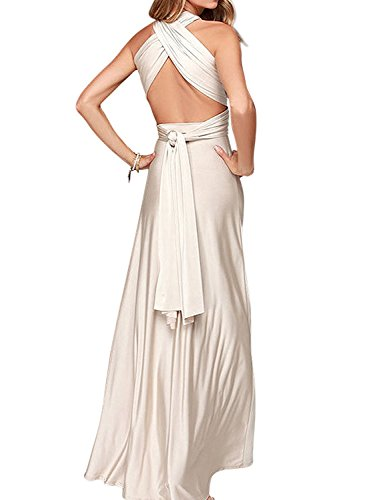Ivory Evening Gowns - 2