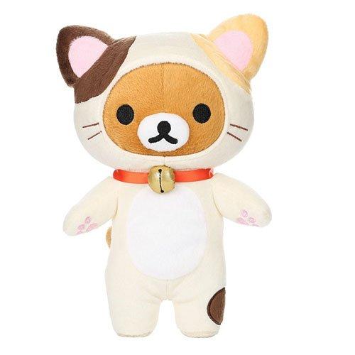 Price comparison product image Rilakkuma San-X Rilakkuma Cat Standing Plush