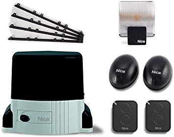 Nice TH1500 FULL KIT (motor TH1500 + 2 X FLO2RE transmisores + BF par de fotocélulas
