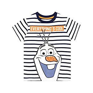 Disney Boys' Frozen T-Shirt