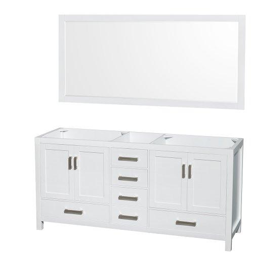 bathroom double sink countertop - 3