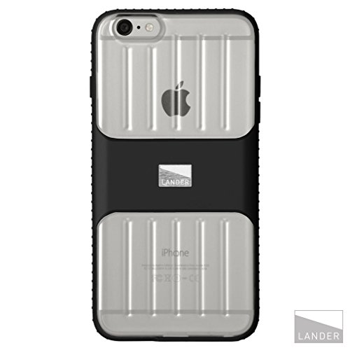 lander-powell-case-for-apple-iphone-6-6s-plus-clear