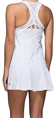 Lululemon Ace Dress Tennis Dress White (10)