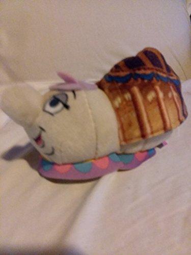 Flipzee 5″ & FlipaZip COMBO (Mrs. Potts / Chip Potts) Huggable Flip a Zoo Stuffed Animal is 2 Zoo Pets in 1