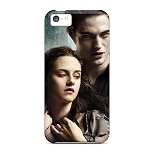 Anti-Scratch Hard Phone Case For Iphone 5c (PFR17443OuWt) Support Personal Customs Fashion Twilight Image