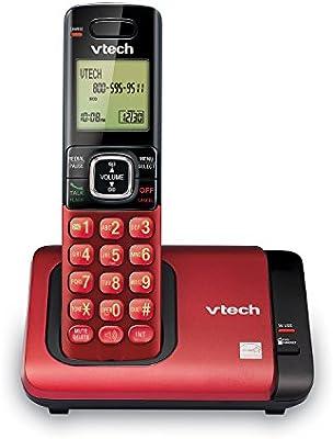 Amazon.com: Teléfono Vtech DECT 6.0 con identificador ...
