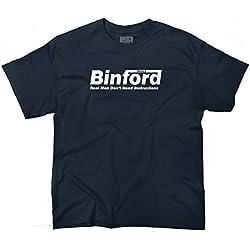 Binford Home Improvement Tim Allen Toolman TV Show Novelty Youth T-Shirt