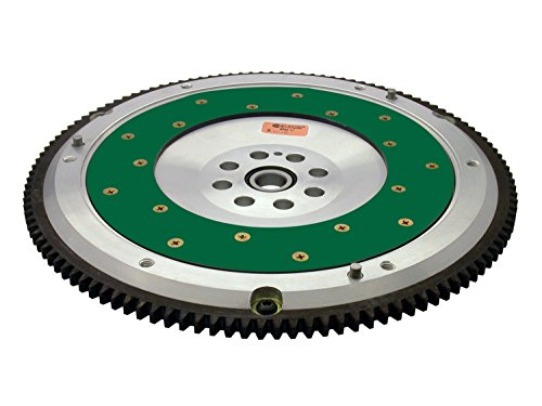 - Fidanza Performance 191221 Flywheel-Aluminum PC H4 High Performance Lightweight with Replaceable Friction