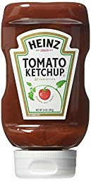 Heinz Stay Clean Cap Ketchup - 14 oz