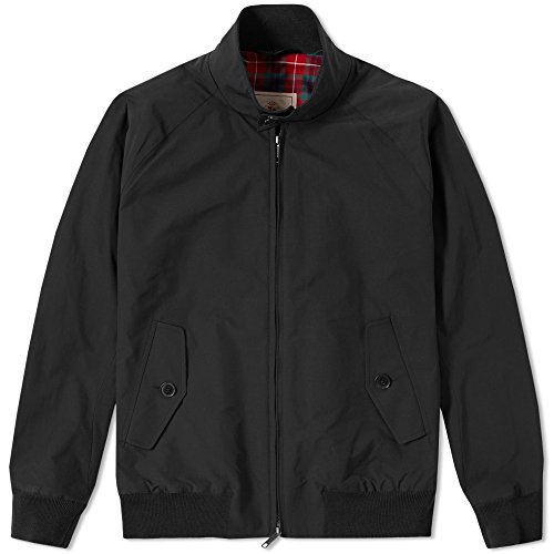 Jacket G9 Harrington Black 46 Off Baracuta qwA7B0xxp
