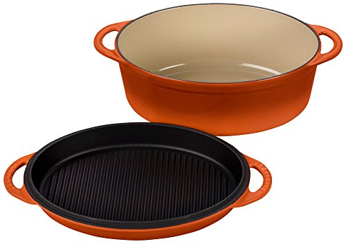 le creuset cookware grill - 7