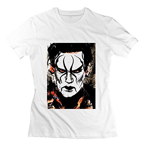 enhui-women-wrestler-sting-figter-face-mask-slim-fit-tee-shirts-xxl-white