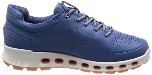 2 0 Basses Femme Ecco 1471 Sneakers Cool Blue retro 4qw1U1