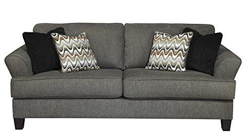 Signature Design by Ashley Gayler Steel Sofa