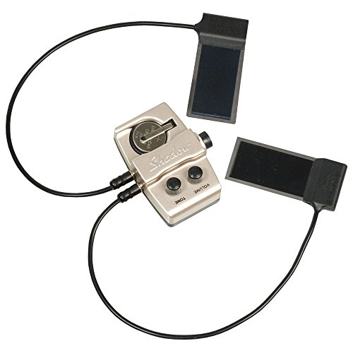 Shadow SH-965 Nanoflex Pickup with Preamp for Upright Bass ()