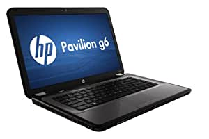 HP Pavilion G6-1300SS - Ordenador portátil 15.6 pulgadas (6 GB de RAM, 2.3 GHz, 500 GB, Windows 7 Edition Home Premium) - Teclado QWERTY español
