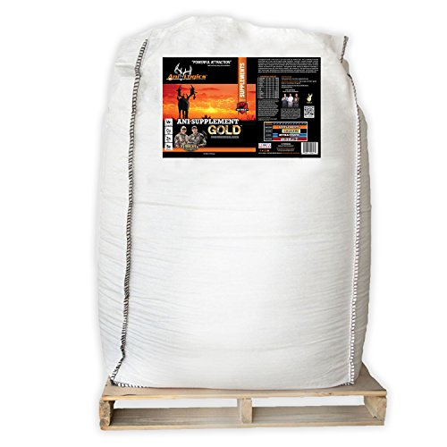 Ani-Logics Outdoors Ani-Supplement GOLD 1 Ton Tote by Ani-Logics Outdoors