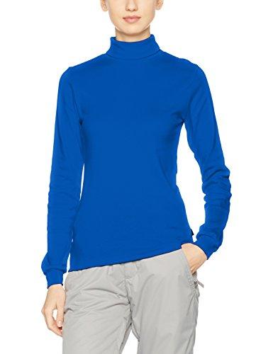 royal 049 rolli Langarm sport Pull Trigema Ski Bleu Femme 0qa86g6