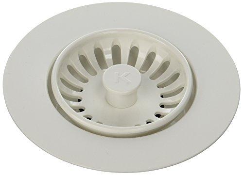 Keeney K5461 Sink Pop In Stopper, White by Keeney Manufacturing by Keeney Manufacturing