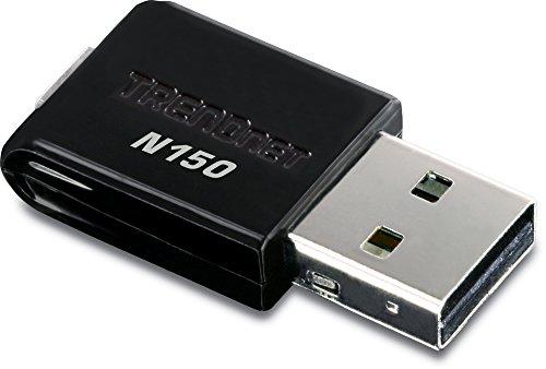 - TRENDnet Wireless N 150 Mbps Mini USB 2.0 Adapter,Wi-Fi Compliant with IEEE 802.11n Standard, TEW-648UB
