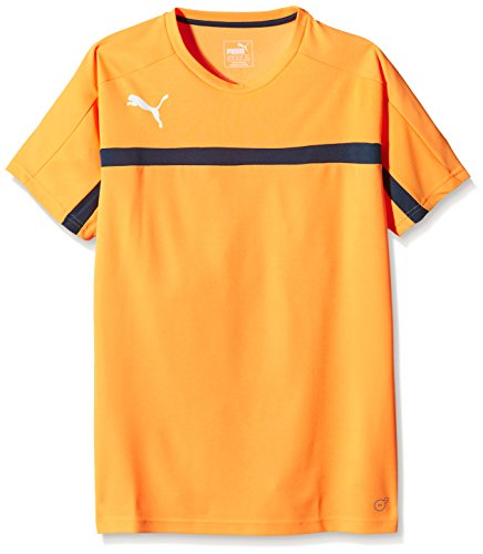 d'entra nement pour Evotrg Teal Orange Enfant Wing Blue T Shirt Puma Orange Pop gxItqwgXA