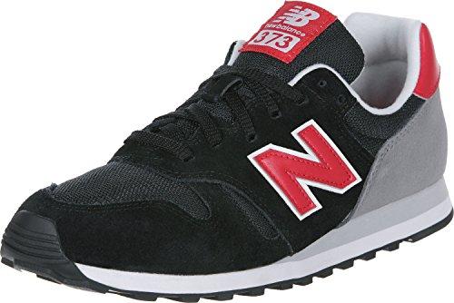 New Balance 373 03, Sneaker Uomo Nero( Black Bys)