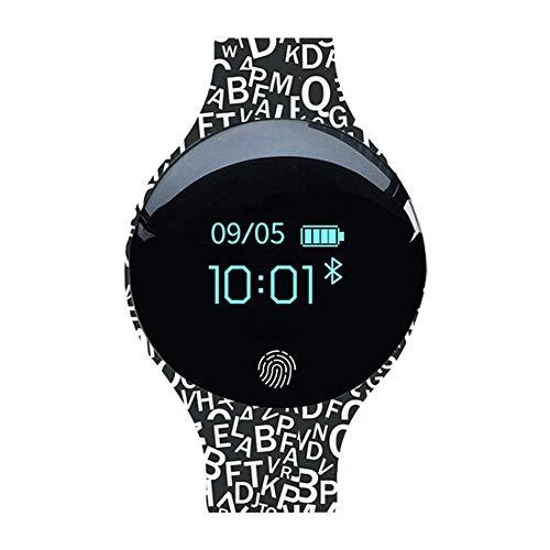 WQING Fitness Tracker Heart Rate Fitness Wristband Smart Watch Waterproof Smart Bracelet,A3