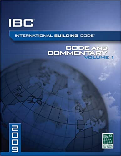 Book 2009 International Building Code Commentary, Volume 1 (International Code Council Series)