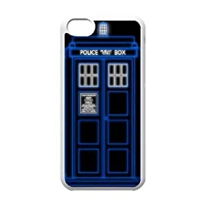 Police Box?¨º?Doctor Who CUSTOM Cover Case for iPhone 6 (4.5) LMc-00864 at LaiMc