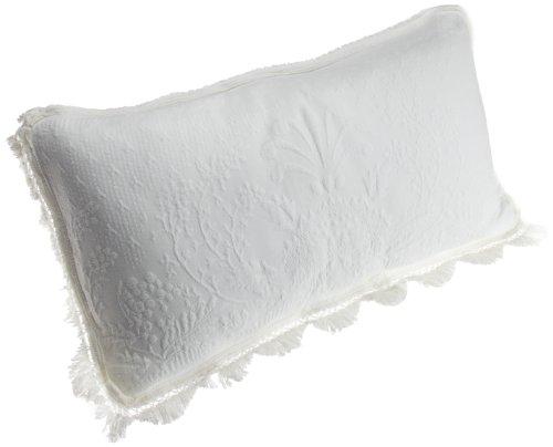 Maine Heritage 7476-KS-013 Weavers Abigail Adams Matelasse Pillow Sham (Adams Abigail Bedspread)